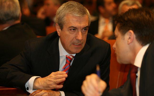 Calin Popescu Tariceanu paraseste PNL