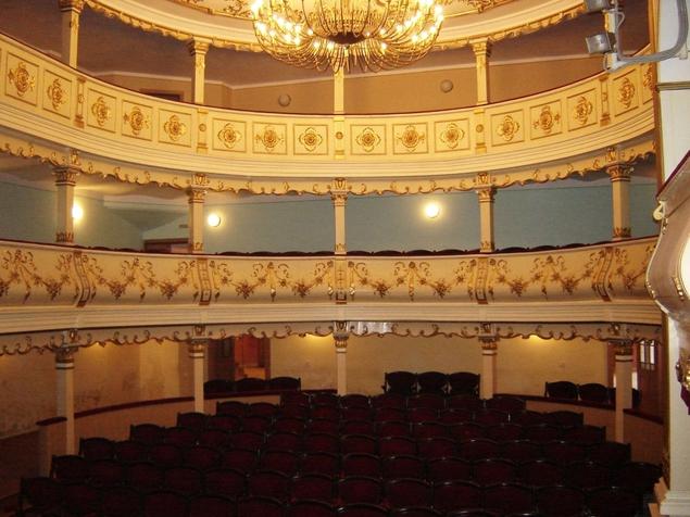 cel mai vechi teatru din România 2