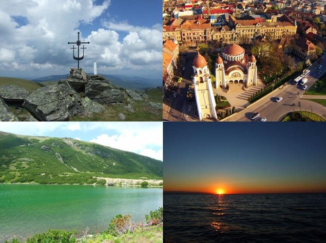 Descoperind Romania