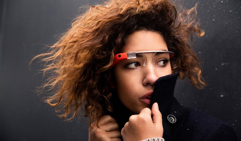 Aplicatie Google Glass