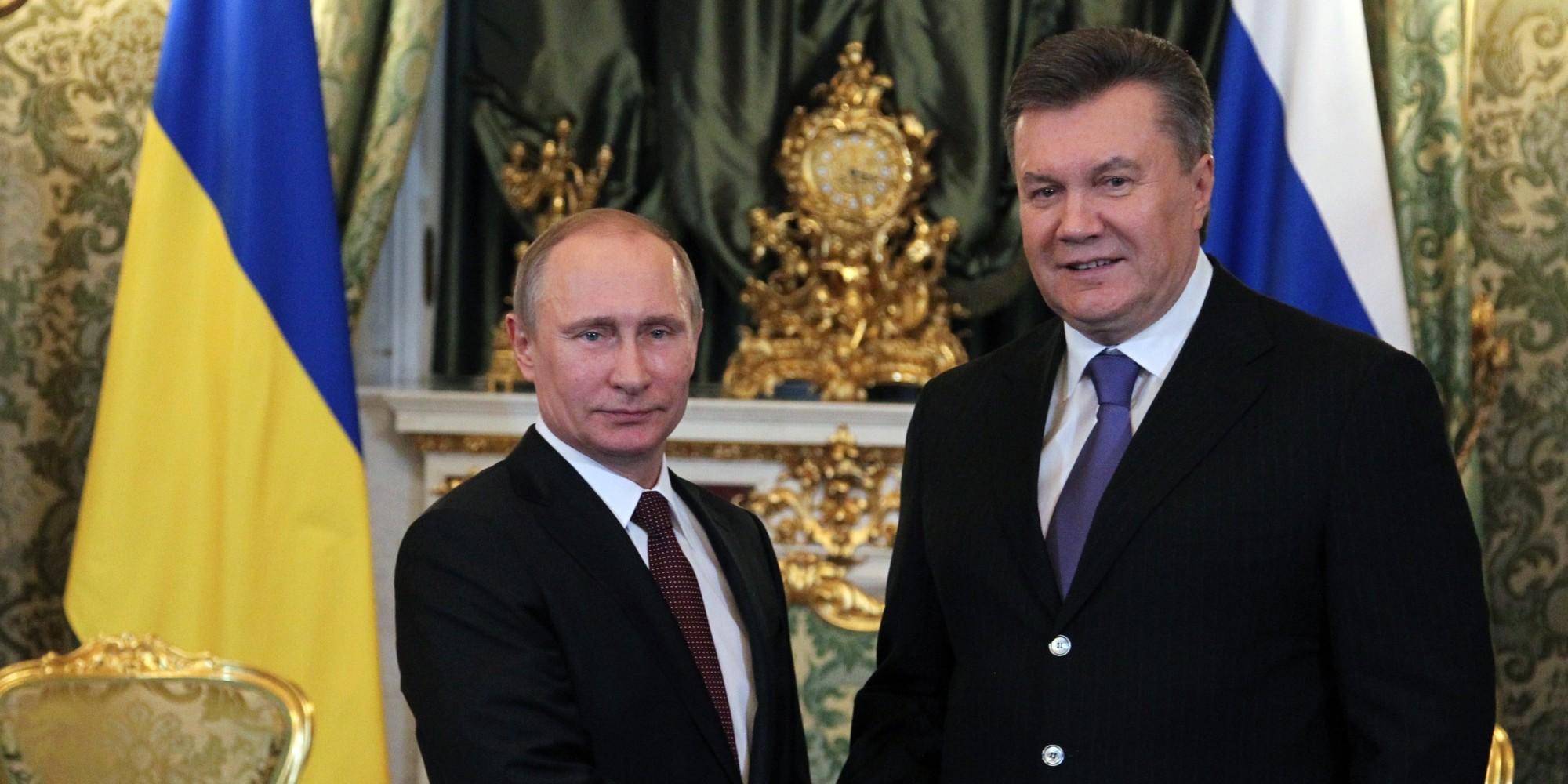 Viktor Yanukovych este in Rusia adapost pentru presedintele fugit al Ucrainei