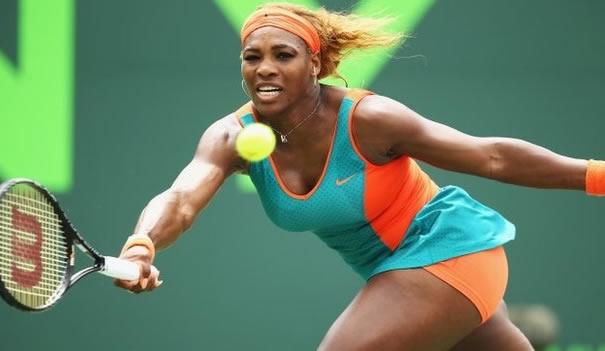 Serena Williams infrangere surprinzatoare cu Jana Cepelova