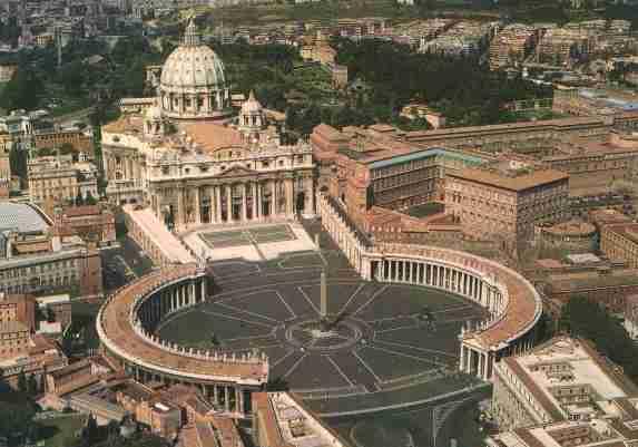 Religia si cultura convietuiesc in Vatican!