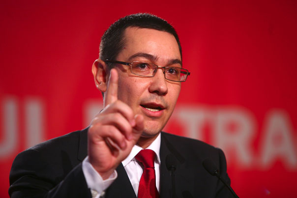 Temerile lui Victor Ponta!