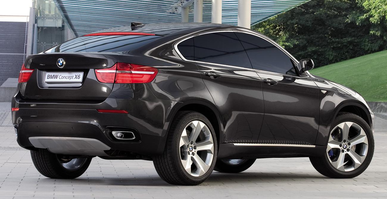 Apare noul BMW X6
