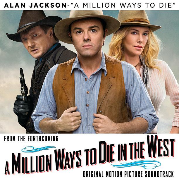 Comedie-western cu Charlize Theron