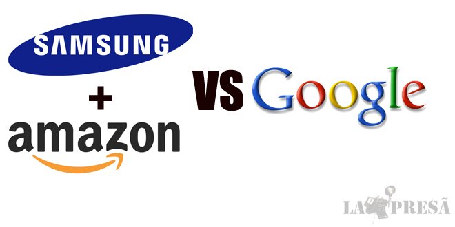 Amazon-Samsung-vs-Google