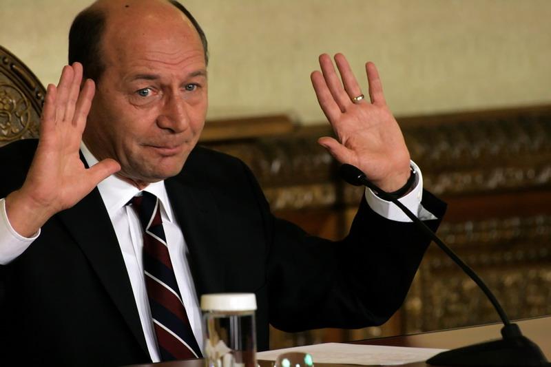 Se cere demiterea lui Traian Basescu