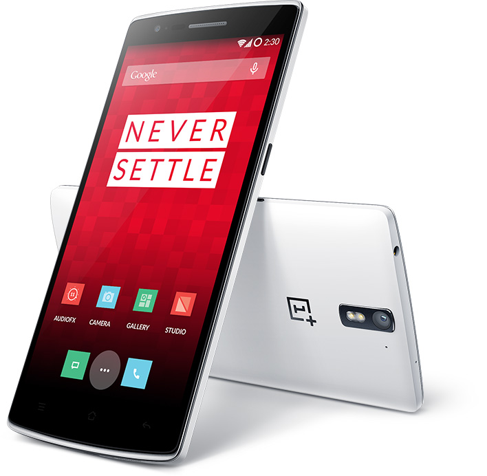 OnePlus One versus HTC One M8