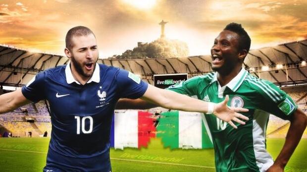 Franta bate Nigeria si merge mai departe