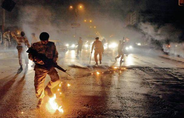 Lupte soldate cu morti intre Guvernul pakistanez si talibani