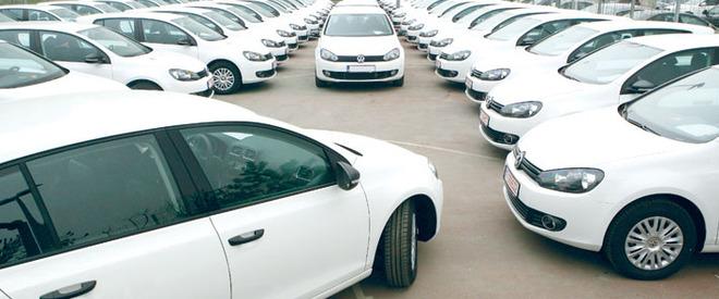 Romania aste lider in UE la vanzari de masini