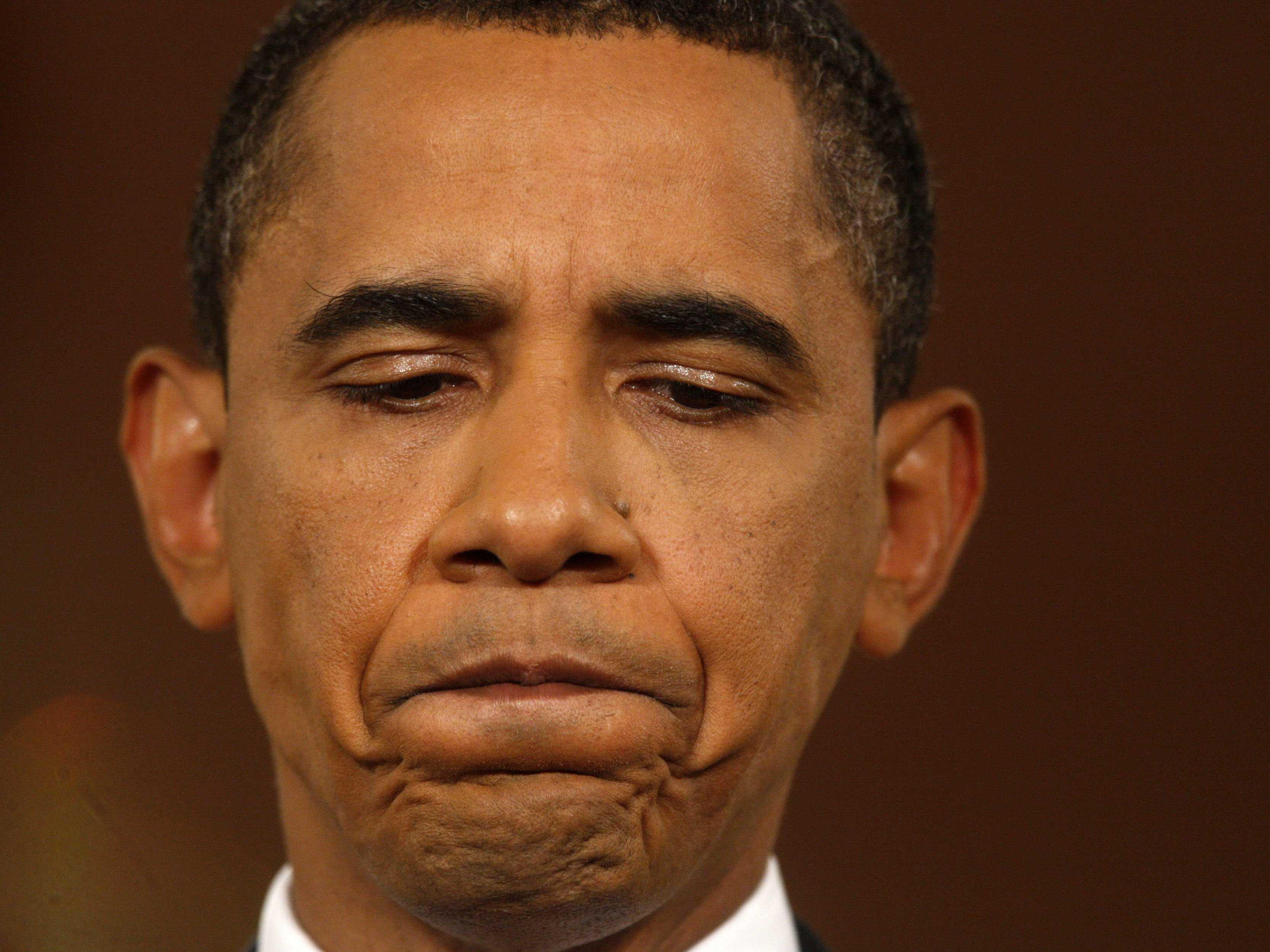 Barack Obama cel mai slab presedinte al SUA