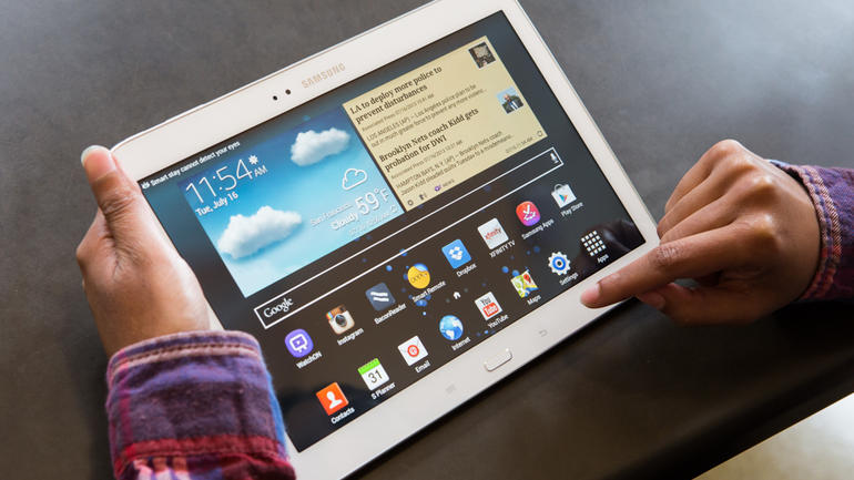 Samsung Galaxy Tab 4 disponibila pe Verizon
