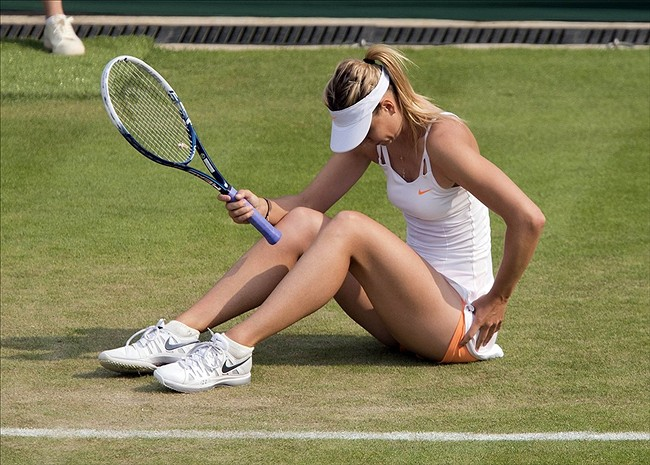 Sharapova a fost eliminata de la Wimbledon