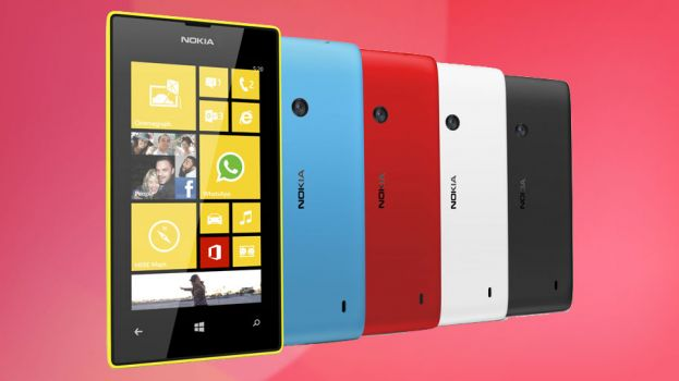 Crestere impresionanta pentru Nokia Lumia