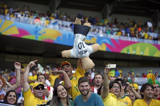 Brazilia si practicile voodoo