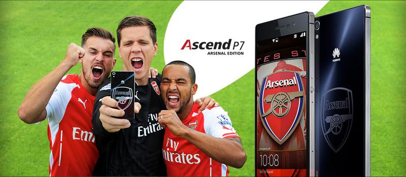 Huawei a lansat noul P7 Ascend