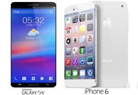 Samsung rade de iPhone 6