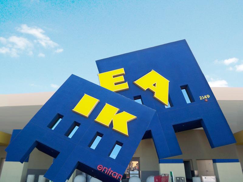 IKEA incepe sa vanda online