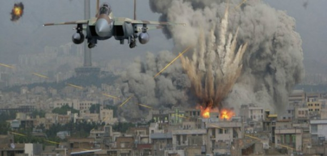 Pentagonul ataca militantii islamici din Irak