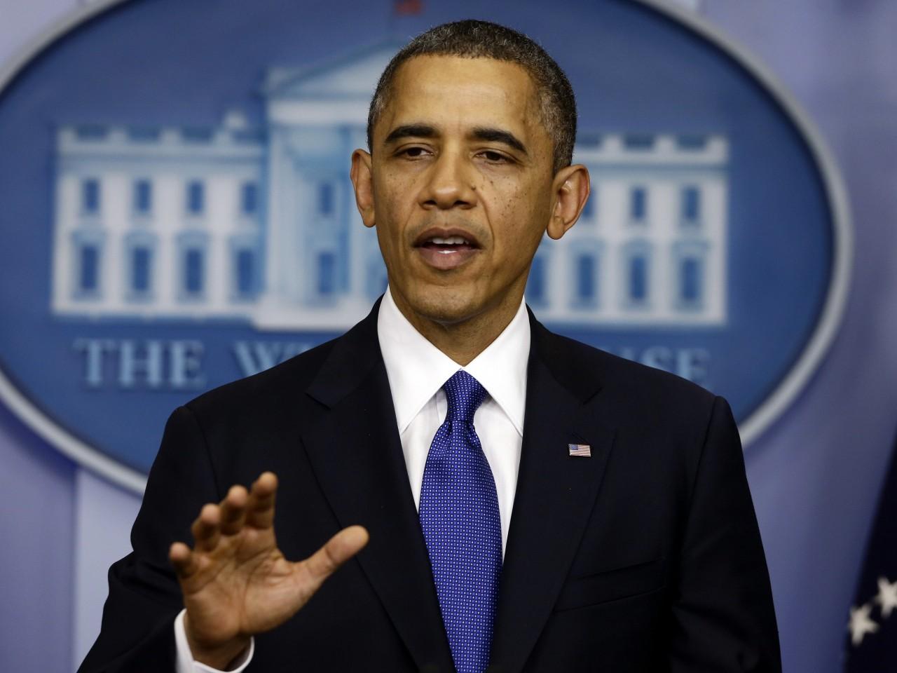 Barack Obama supravegheaza Garda Nationala