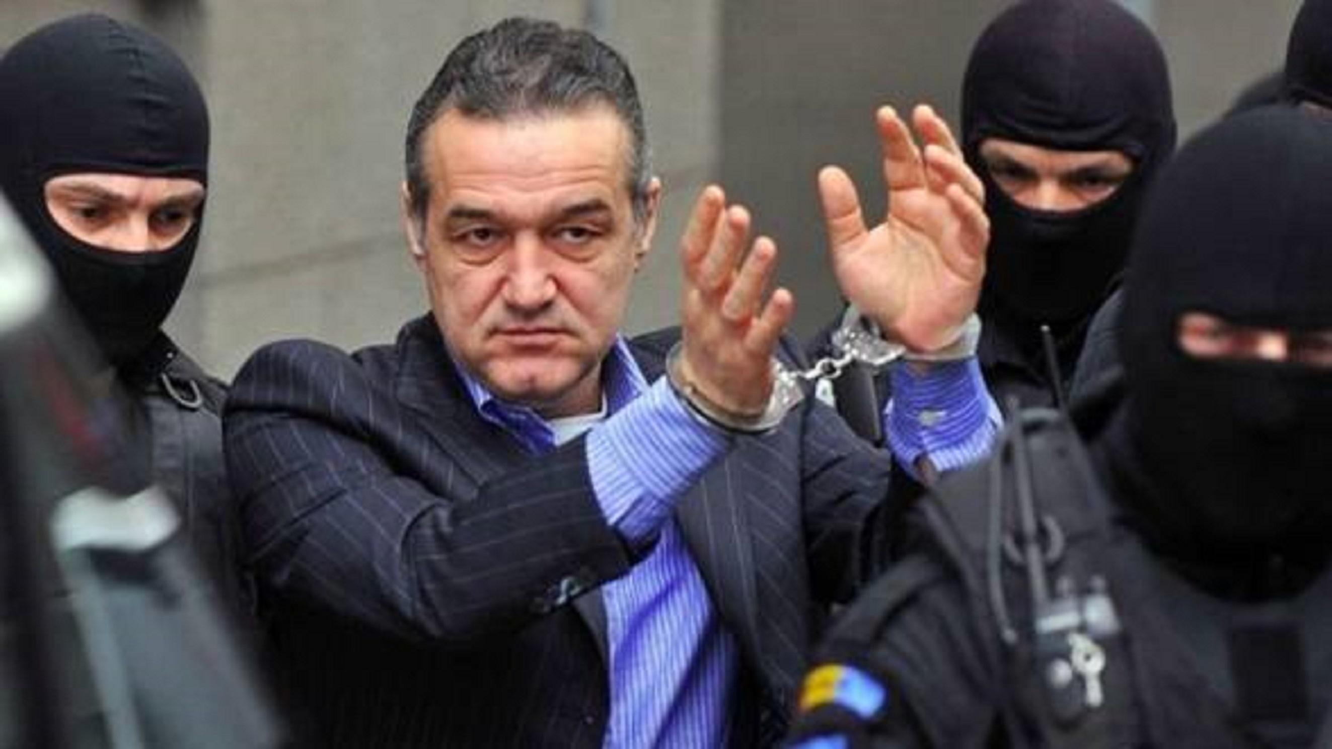 Gigi Becali ramane cu aceeasi pedeapsa