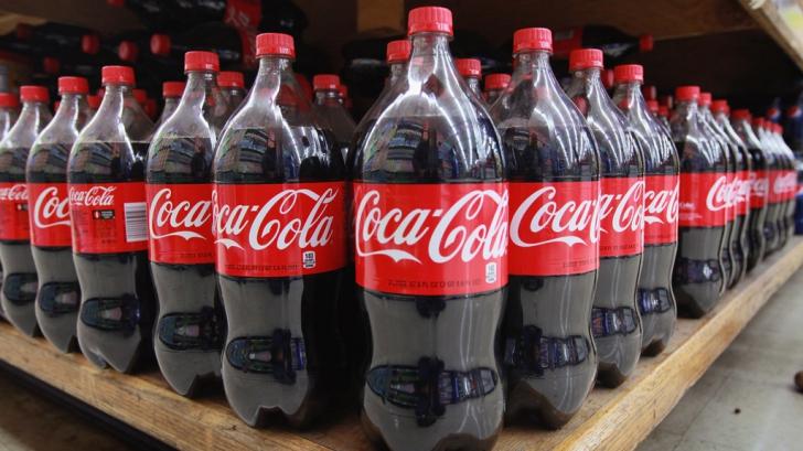 Coca-Cola se extinde