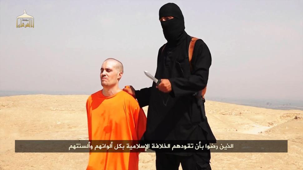 Suspectii decapitarii lui James Foley