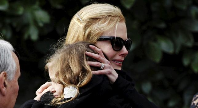 Nicole Kidman este distrusa