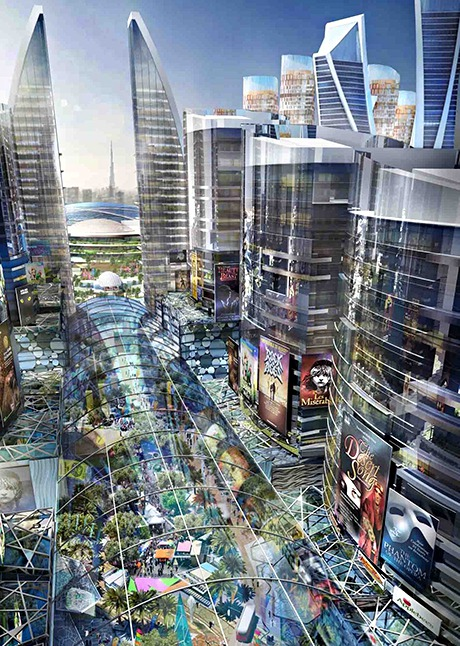Mall of the World future
