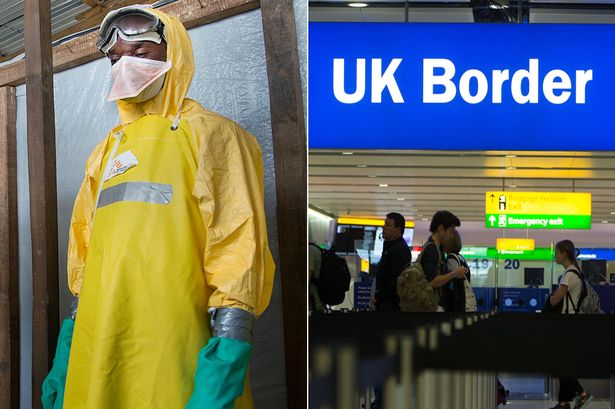 Verificare-Ebola-aeroport-Heathrow