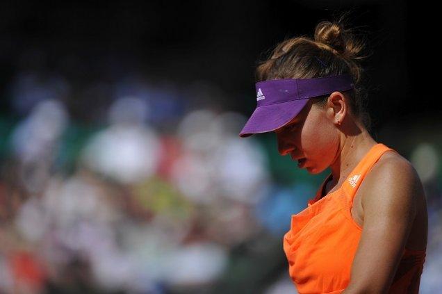 Simona Halep a coborat pe locul 4 WTA