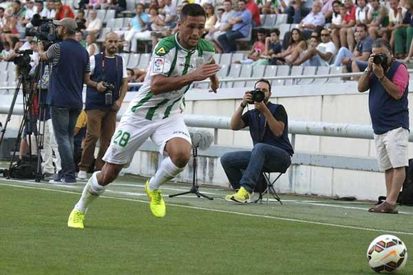Florin Andone debut cu gol in Primera Division