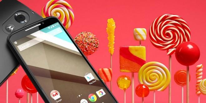 Motorola Moto G 2014 Android Lollipop 502 update