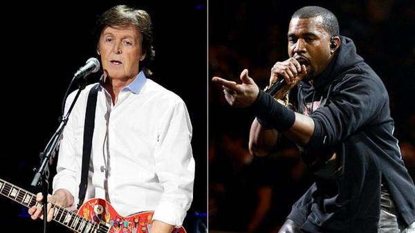 Paul McCartney si Kanye West au lansat un single