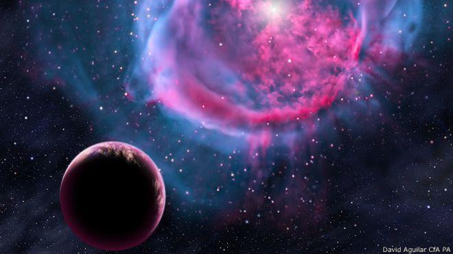 Planeta asemanatoare cu Terra