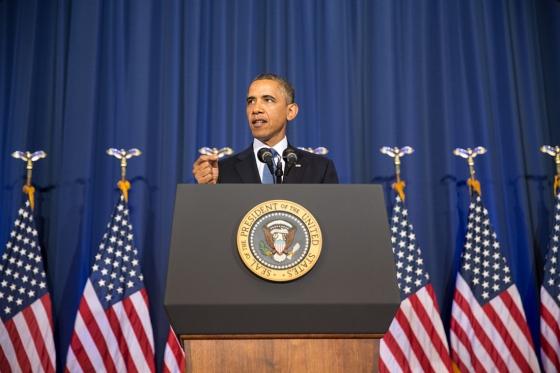 Presedintele Barack Obama va respinge legea