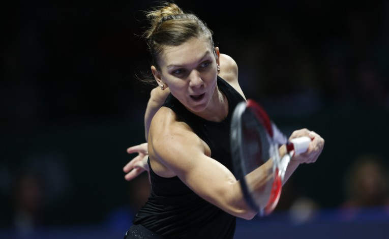 Prima semifinala din 2015 a romancei Simona Halep