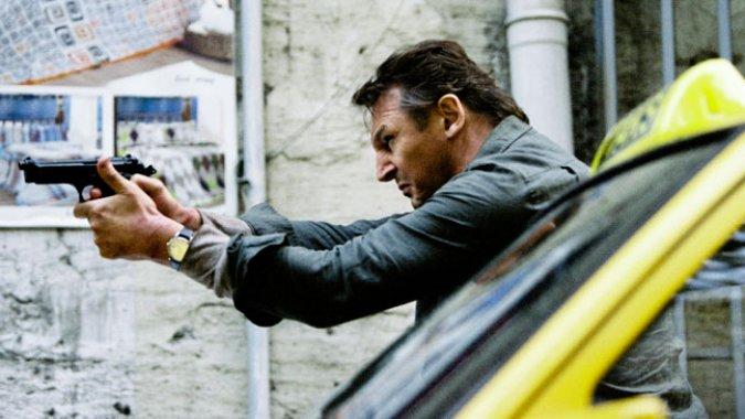 Liam Neeson: renunta la filme de actiune dupa doi ani
