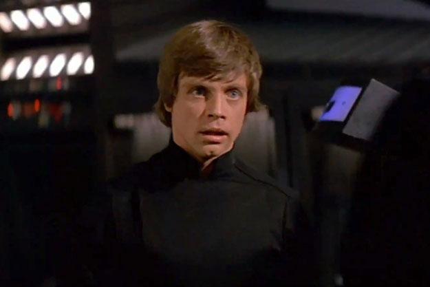 Mark Hamill - Luke - revine in Star Wars 7