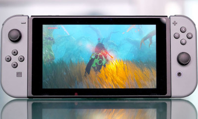 Consola portabila Nintendo Switch