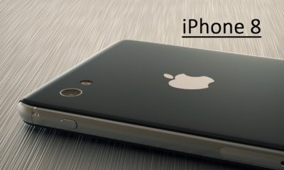 Noul iphone 8 design
